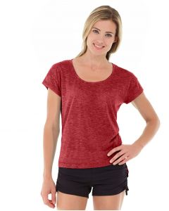 Layla Tee-L-Red